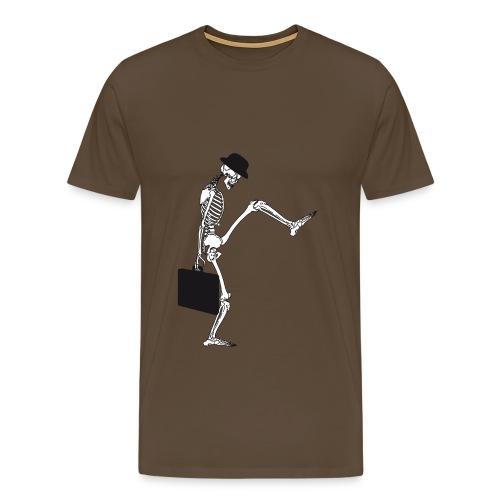 silly walking - Männer Premium T-Shirt