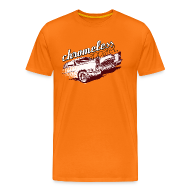 T-Shirts ~ Männer Premium T-Shirt ~ CHROMELESS // 1965 VOL.1