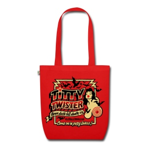 From Dusk Till Dawn: Titty Twister - EarthPositive Tote Bag