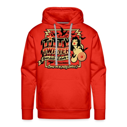 From Dusk Till Dawn: Titty Twister - Men's Premium Hoodie