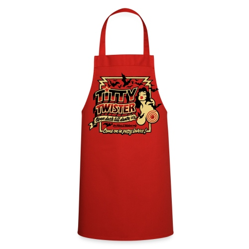 From Dusk Till Dawn: Titty Twister - Cooking Apron