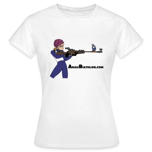 T-shirt femme - T-shirt Femme