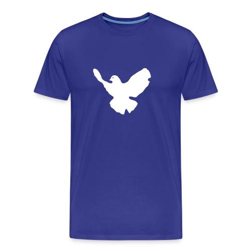 ≡ Friedenstaube - Männer Premium T-Shirt