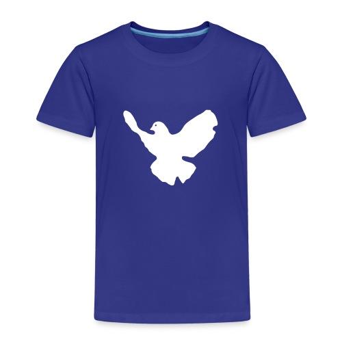 ≡ Friedenstaube - Kinder Premium T-Shirt