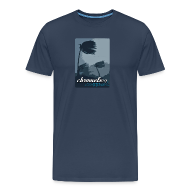 T-Shirts ~ Männer Premium T-Shirt ~ CHROMELESS // WINDWARD