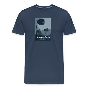 CHROMELESSAPPAREL // WINDWARD  - Männer Premium T-Shirt