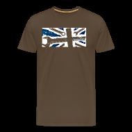 T-Shirts ~ Männer Premium T-Shirt ~ CHROMELESS // NOTTINGHAM