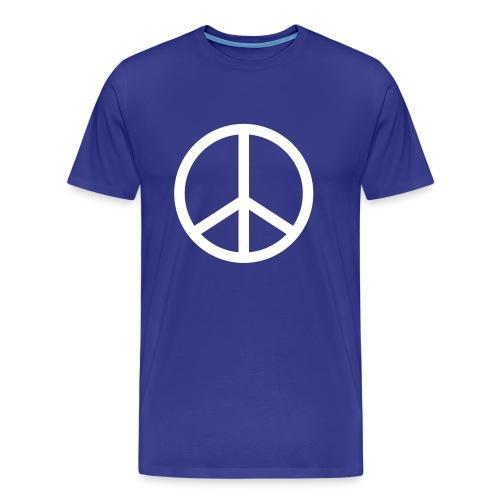 ≡ Peace -Aktion- - Männer Premium T-Shirt