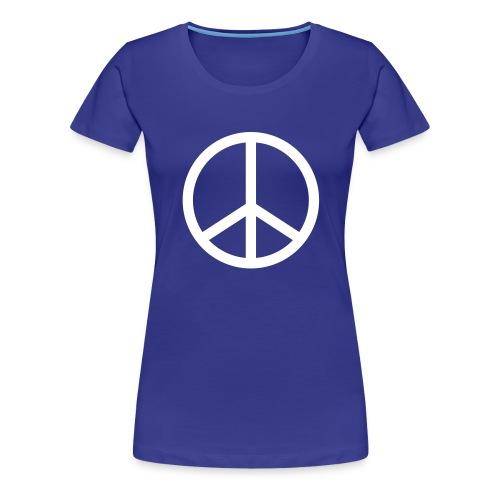 ≡ Peace -Aktion- - Frauen Premium T-Shirt