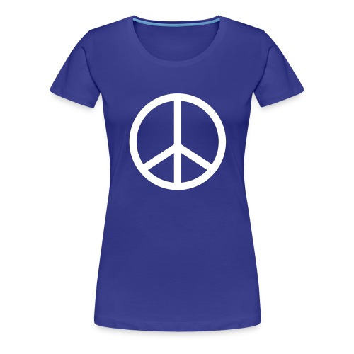 ≡ Peace -Aktion- - Frauen Premium T-Shirt