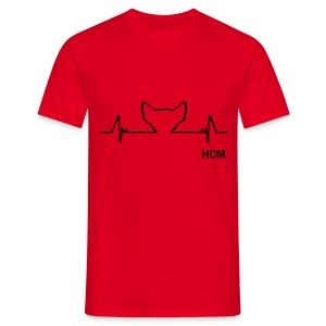 HCM - Maglietta da uomo