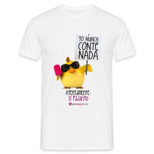 Pajarito - Camiseta hombre