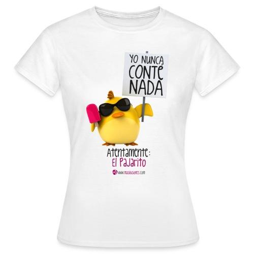 Pajarito - Camiseta mujer