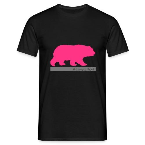 #hfz201414081708 - Männer T-Shirt
