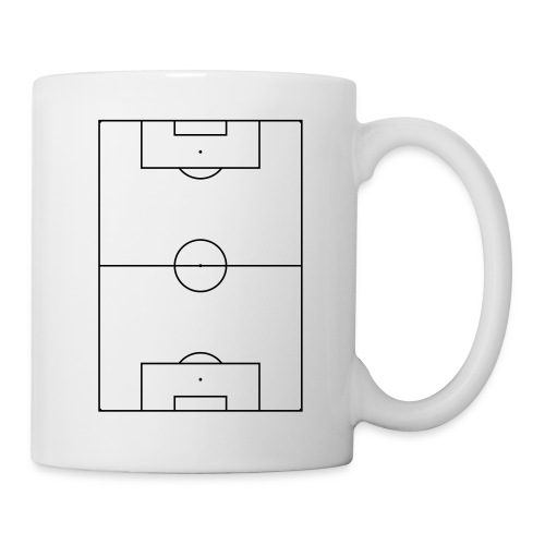Tazza 'Campo da Calcio' - Tazza
