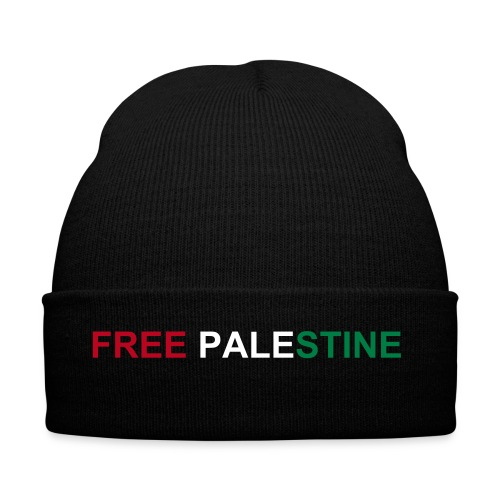 FREE PALESTINE HAT - Winter Hat