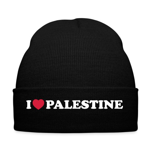 I love palestine hat - Winter Hat