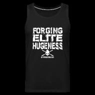 Sports wear ~ Men's Premium Tank Top ~ Forging Elite Hugeness