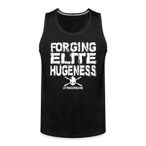 Forging Elite Hugeness - Men's Premium Tank Top