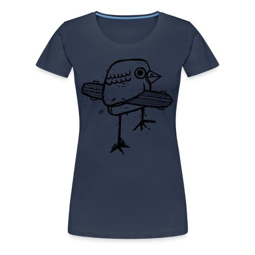 Women Tshirt CoqPiet by Mata7ik - T-shirt Premium Femme