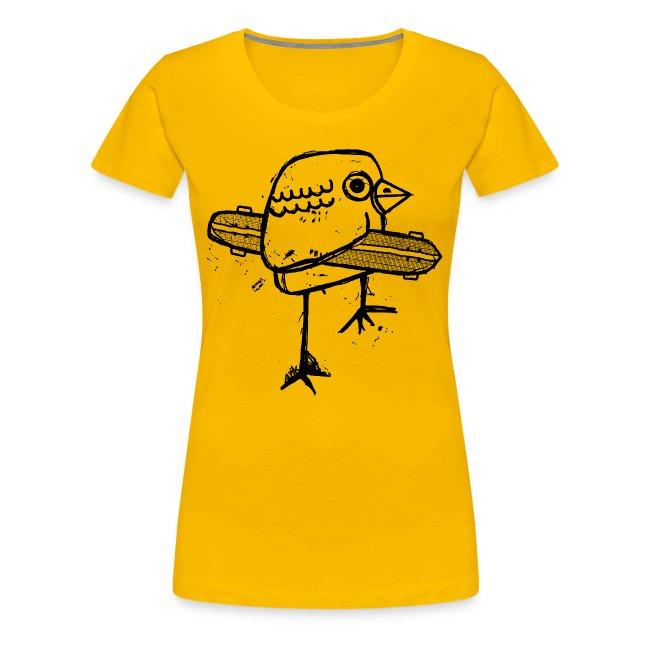 "Women Tshirt ""CoqPiet"" by Mata7ik"