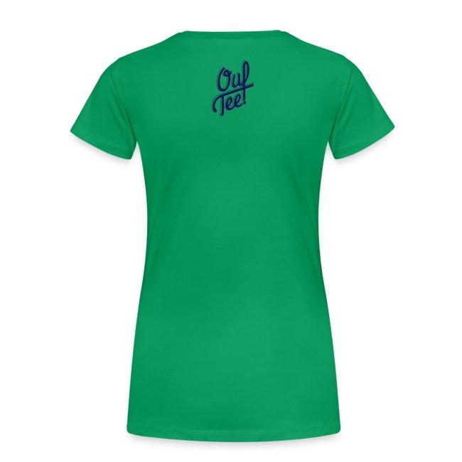 "Women Tshirt ""Piz"" by Mata7ik"
