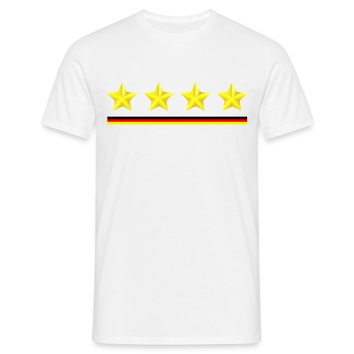 Sterne und Flagge