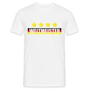 Weltmeister - Männer T-Shirt