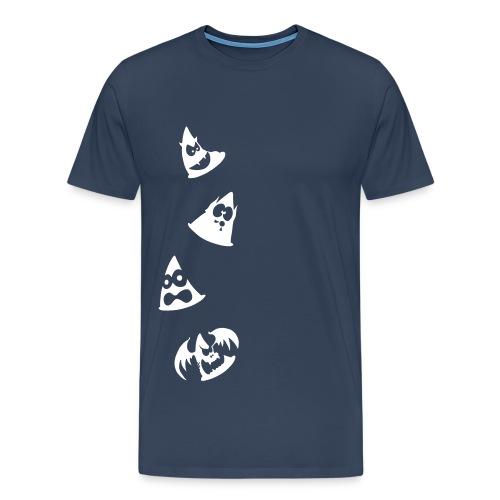 Camiseta Premium hombre Conos - Camiseta premium hombre