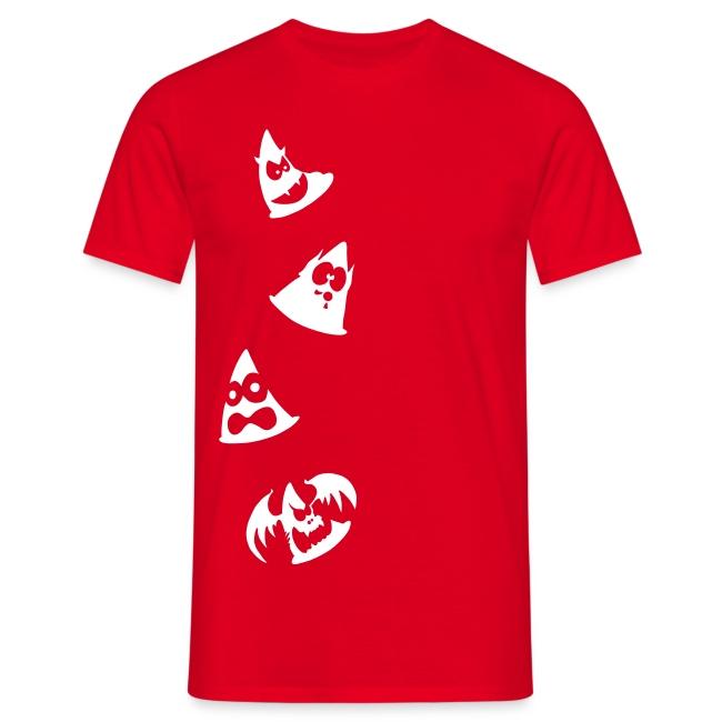 Camiseta Conos diabólicos