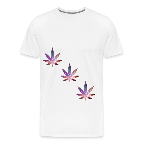 illumination weed   - Men's Premium T-Shirt