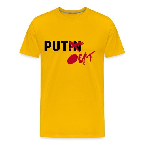 Putin out! - Männer Premium T-Shirt