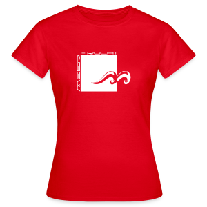 Splash Lady's - Frauen T-Shirt