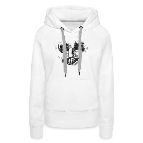City of Ghosts hoodie girlie - Premiumluvtröja dam