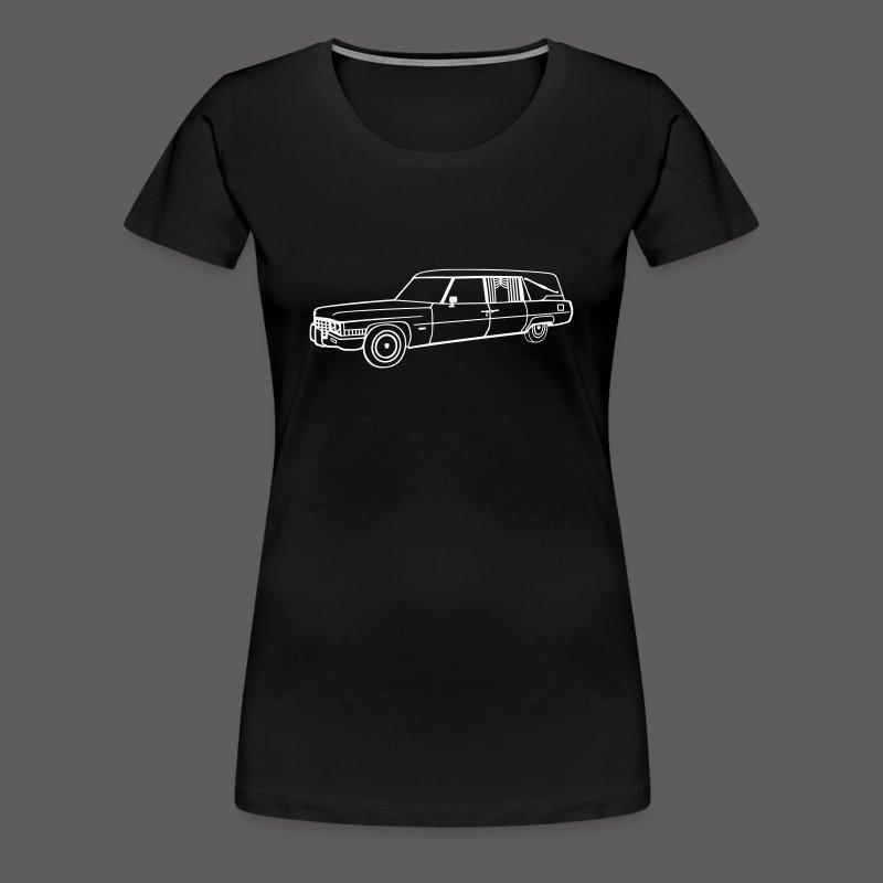 Leichenwagen - Frauen Premium T-Shirt