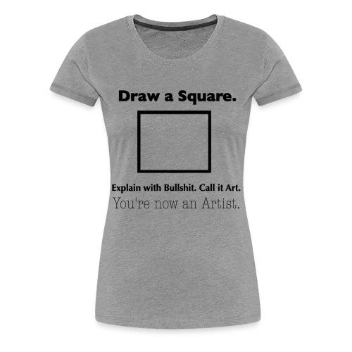 DS - Premium F. - T-shirt Premium Femme