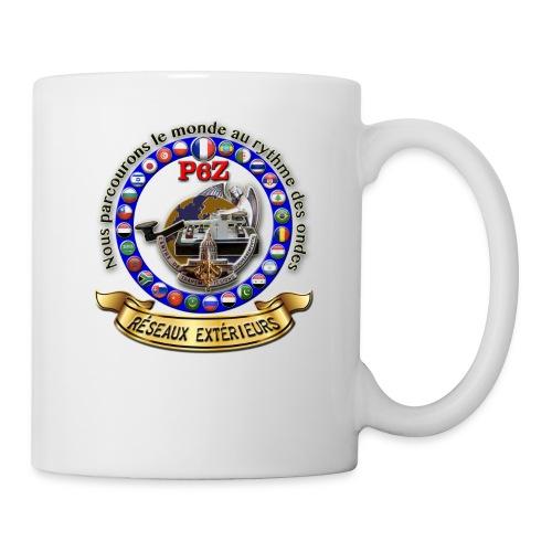 Tasse/Mug 2 faces (P6Z & REX) - Mug blanc