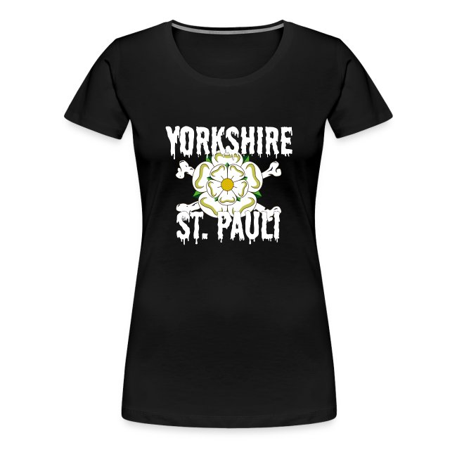 Yorkshire St Pauli logo shirt