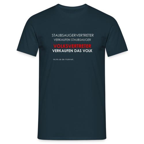 Vertreter - Männer T-Shirt