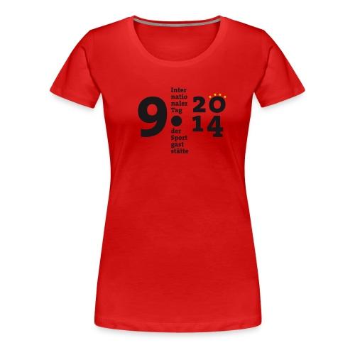 9. itsg mädels - Frauen Premium T-Shirt