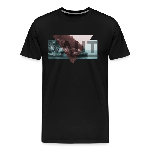 Naut-Triangle - Männer Premium T-Shirt