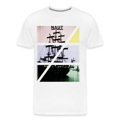 Naut-Ship - Männer Premium T-Shirt