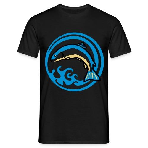 T-paita kalastus - Miesten t-paita