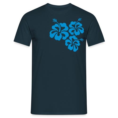 Flower Power - T-shirt Homme