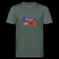 T-Shirts ~ Männer Bio-T-Shirt ~ ttip - demokratie, bio, unisex