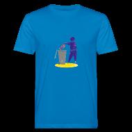 T-Shirts ~ Männer Bio-T-Shirt ~ TTIP in die Tonne (Bio, Unisex)
