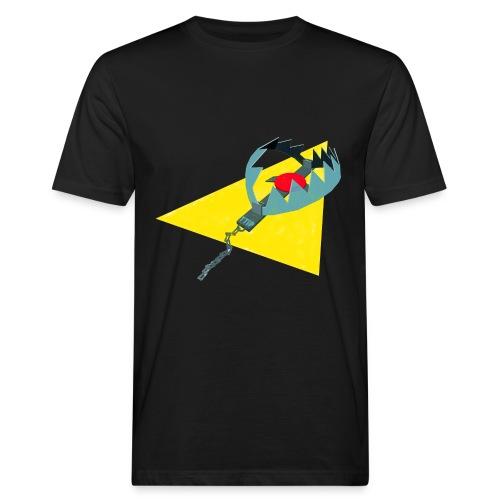 TTIP Falle (Bio-Shirt) - Männer Bio-T-Shirt