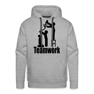 CREW - Mannen Premium hoodie