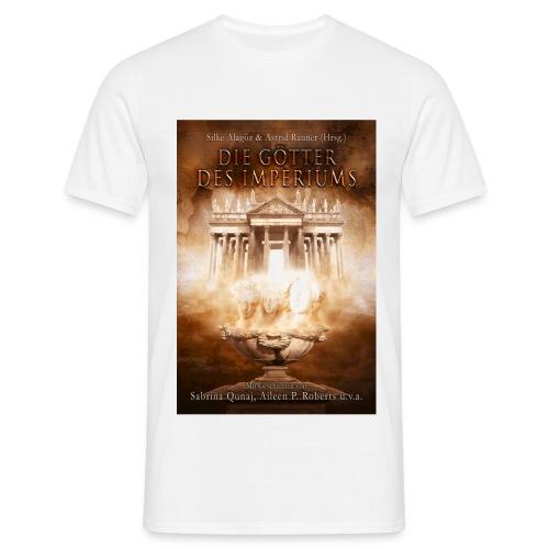 Götter weiß (T-Shirt Männer) - Männer T-Shirt