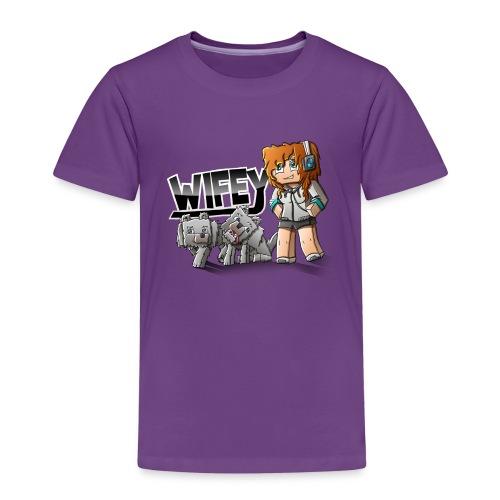 Kid's Premium T-Shirt: Wifey - Kids' Premium T-Shirt